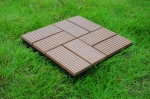 Eco-friendly WPC Deck Tile, DIY Tiles