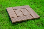 Garden Swimming pool decoration DIY decking WPC interlocking dec